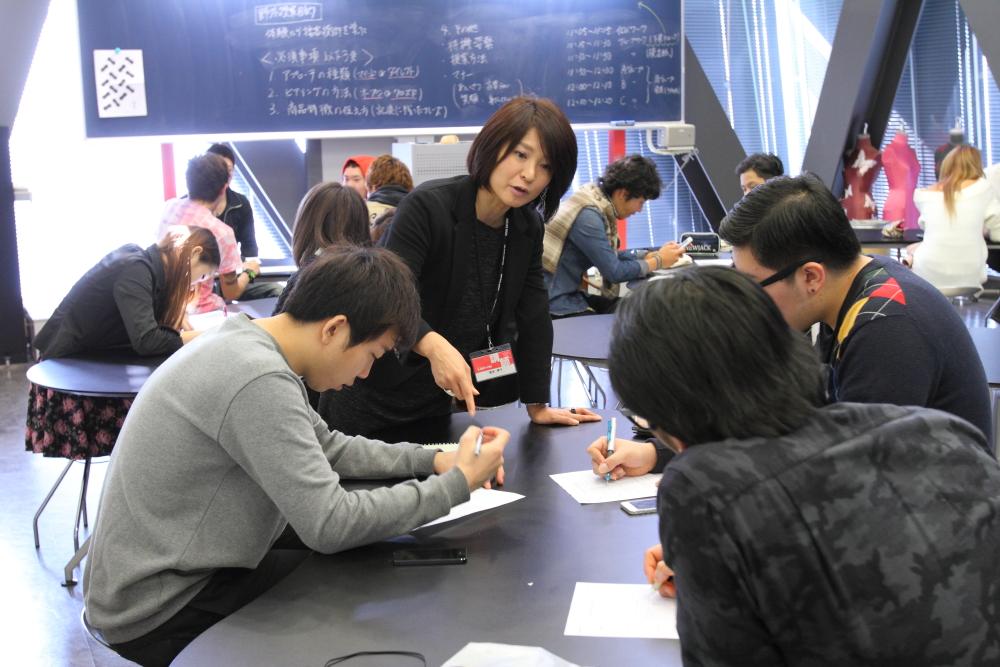 留学生の指導は難しい・・・の画像