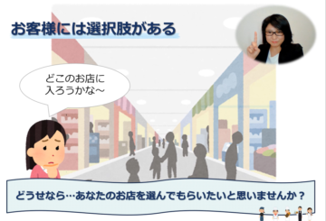 コロナ禍 販売オンライン研修の画像